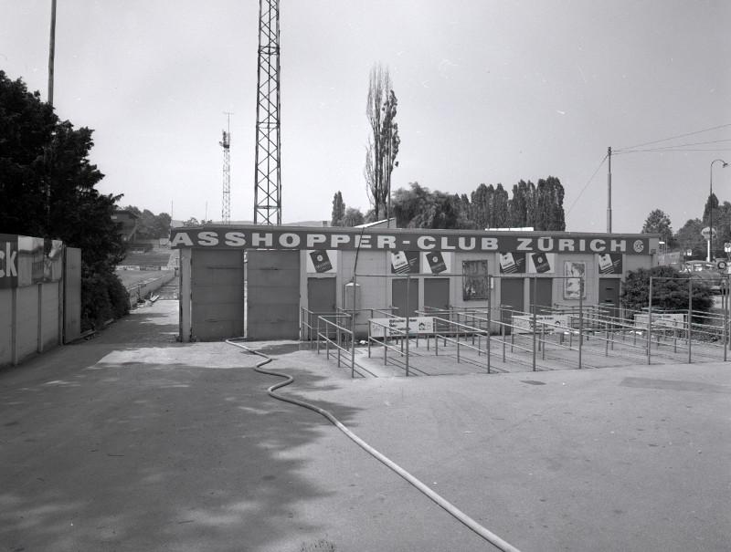 Hardturm Stadion, Hardturm Zürich, Fussball Zürich, Graffity Fussball, Graffitty Zürich