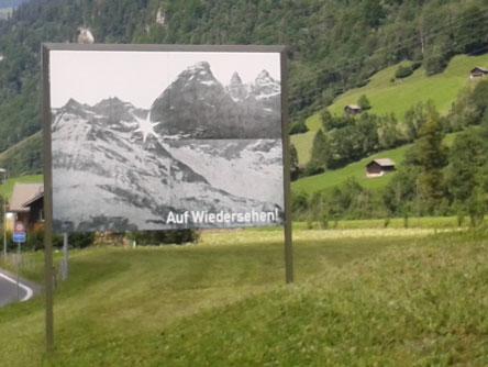 Ortsaussgang Elm, Martinsloch