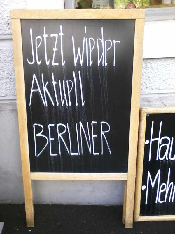 Pfannkuchen, gefüllte Berliner, Berliner