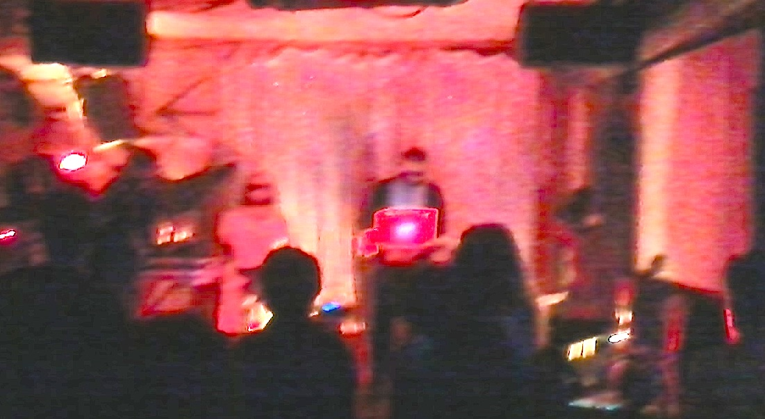 Blumentouch, Stahlberger, Helsinkiklub