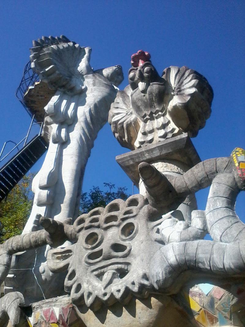 bruno weber, bruno weber park, bruno weber skulpturen, weber spreitenbach, skulpturenpark weber