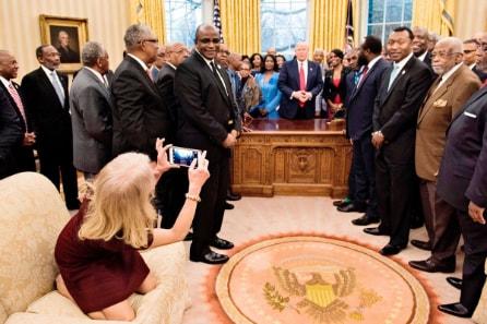 Black Matters, E pluribus unum, Trump 2017, Fake News