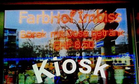 Börek, Imbiss, Delikat Essen, Farbnhof