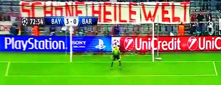 Bayern München, Semifinal 2013 Championsleague, Bayern Barca, Hoeness, Geld und Fussball