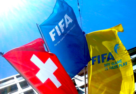 FIFA 2015. FIFA Zurich 2015, FIFA Flags, FIFA Fair Play, FIFA Congress 2015, Blatter