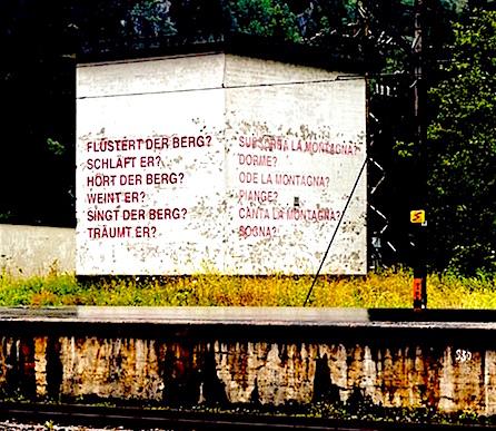Göschenen, Sonja Kreis, Gotthard, Gotthard 2007