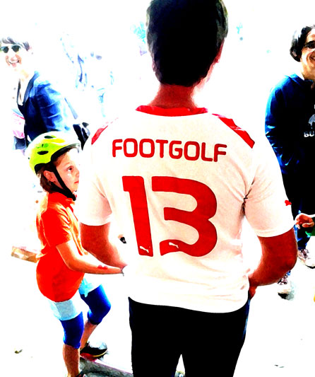 Footgolf, Footgolf Schweiz, Footgolf Trikot