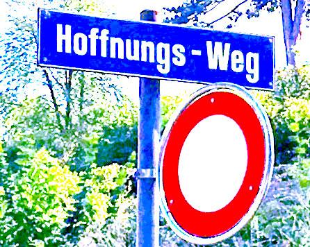 Hoffnungsweg, Wollishofen, Zürich