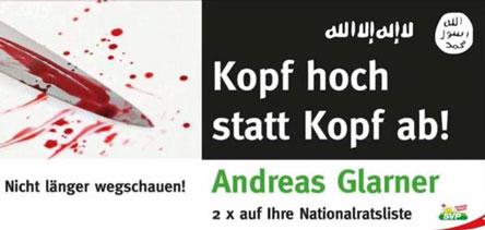 Kopf ab, SVP, Wahl Schweiz 2015, Glarner, Kandidat Aargau Nationalrat,