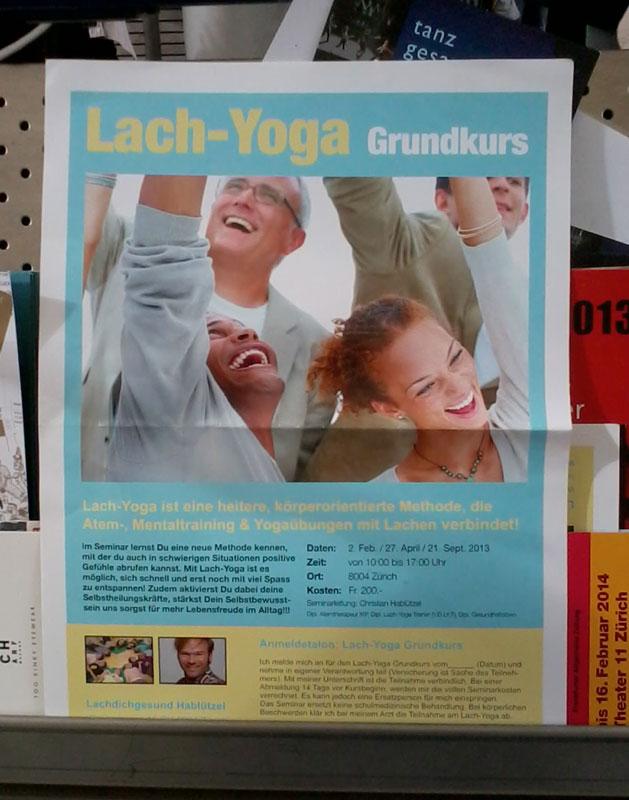 lachyoga, yoga lachen. lachtraining