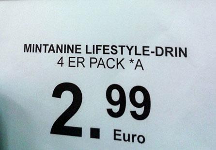Lifestyle, Lifestyle drin, Lifestyle drink