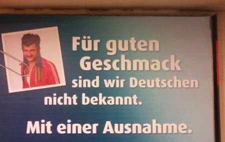 Müller Milch, Werbung Müller Milch, Müller Vokuhila, Vokuhila 2014, Vokuhila CH