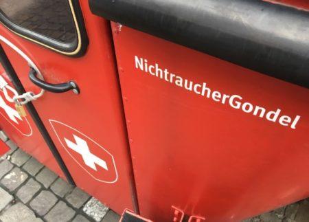 Nichtraucher Gondel, Gondel Niederdorf
