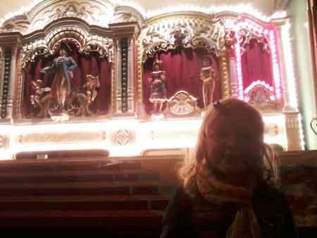 Orgelwagen Kanbenschiessen, Orgelwagen Fa Buser, Ruth36 Orgel