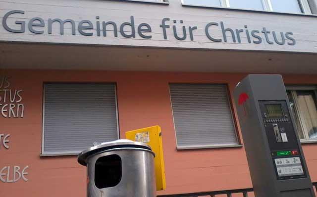 Ticketautomat für Sexarbeiterinnen Zürich, Tickets for Prostitutes Zurich