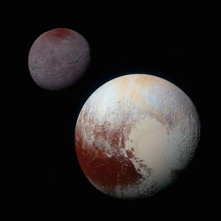 Pluto, Charon, New Horizons, New Horizons 2015, NASA Mission Pluto, Planet Pluto