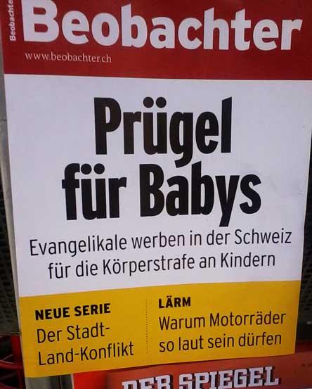 pruegel fuer babys, babywise, evangelikale erziehung, evangelikale methoden kindererziehung