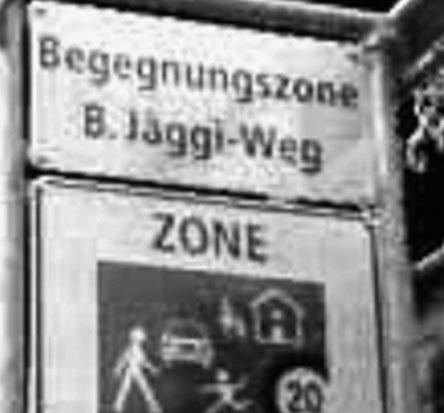 Familienbiotop, Begegnungszone, FGZ, Bernhard-Jäggi-Weg, Genossenschaft Zürich, Zwergensiedlung