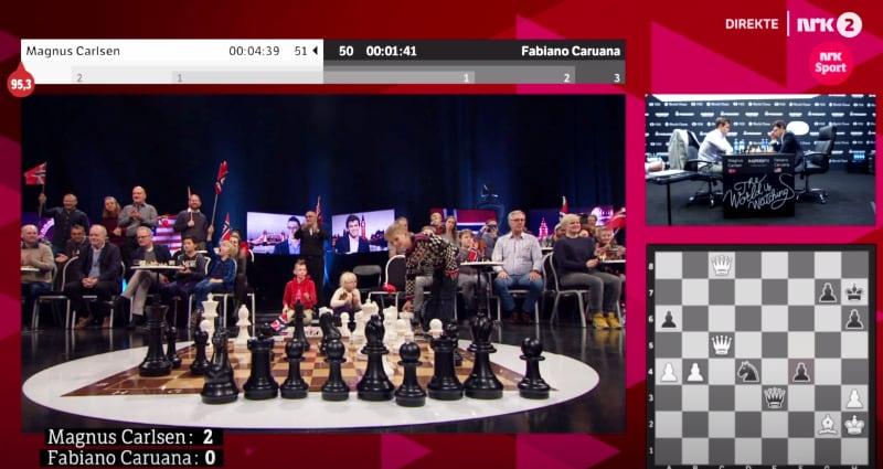 Chess, Chess 2018