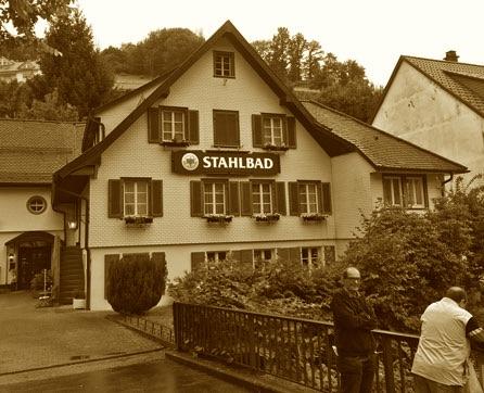 Stahlbad, Schwarzwald 2017, Bad Peterstal