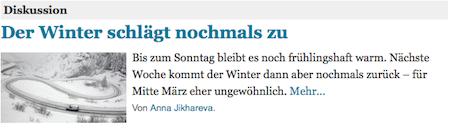 Winter, Frühling, März Wetter, Wetter Frühling, Wetter Schweiz, Wetter Zürich