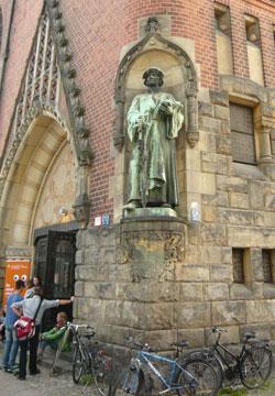 Zwingli, Zwinglikirche, Zwinglikirche Berlin